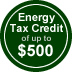 Learn more about the Energy Efficient Tax Credit