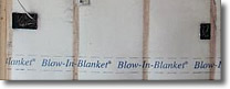 Blown-in Blanket System